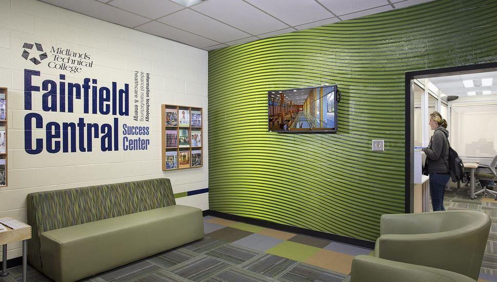 MTC Career Success Center Quackenbush Architects