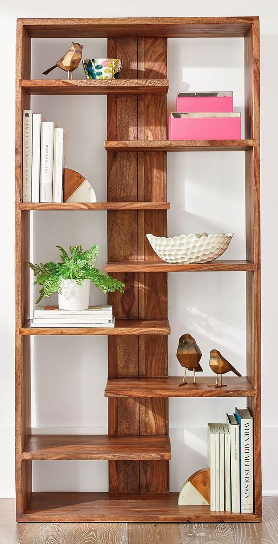 Atlas Sheesham Bookcase