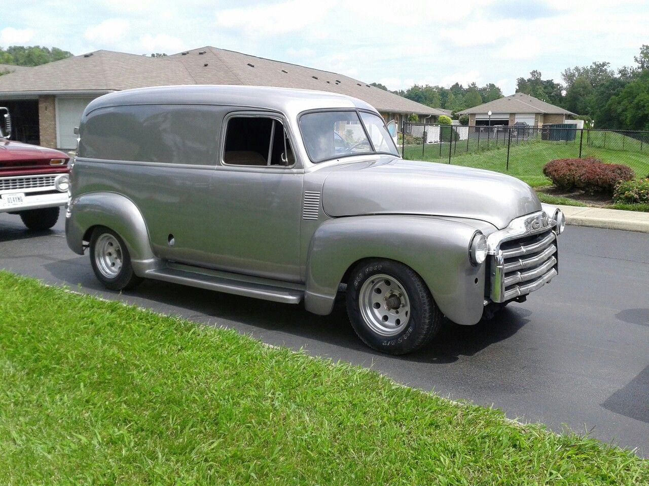 Zacks 1951 Panel Van Vans, Suv, Trucks