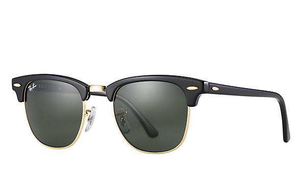 c06146e78798f Óculos de sol Clubmaster Fleck Tartaruga , armação Acetato, lentes Verde  LENS TREATMENT Lentes - . Descubra o modelo no site Ray-Ban® Brasil.
