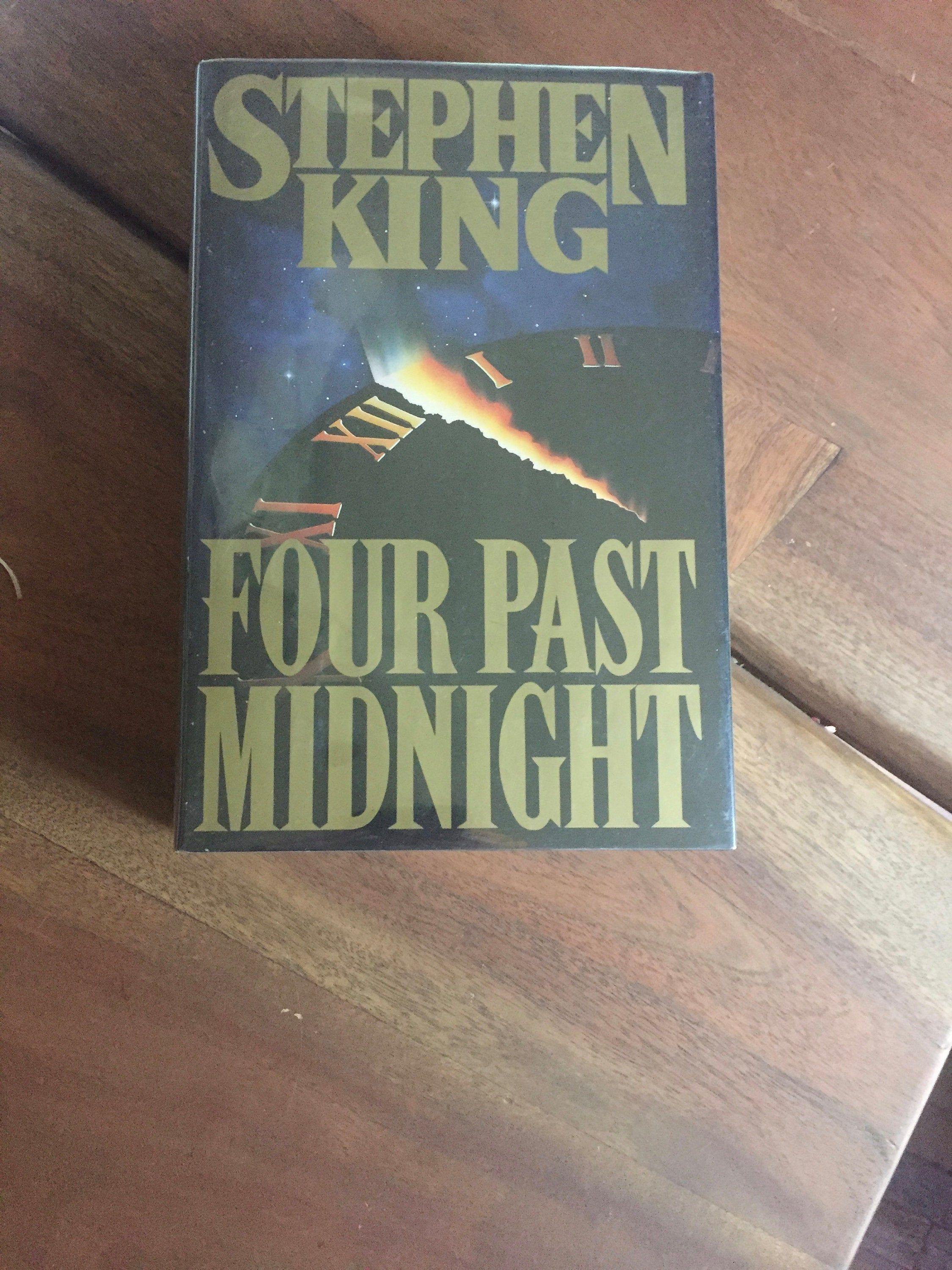 Vintage Four Past Midnight Stephen King 4 Novellas The
