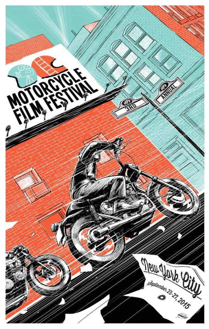 2015 Motorcycle Film Festival
