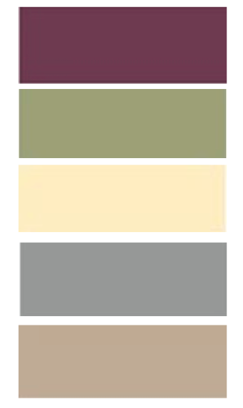 Homemade Color Palette