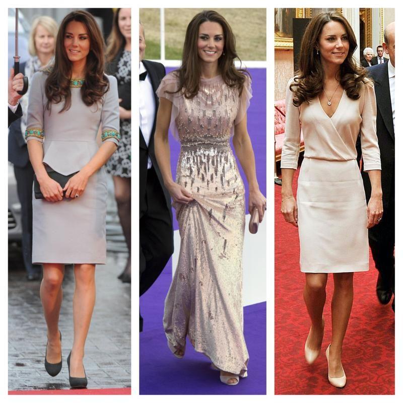 Princess kate fashion dress
