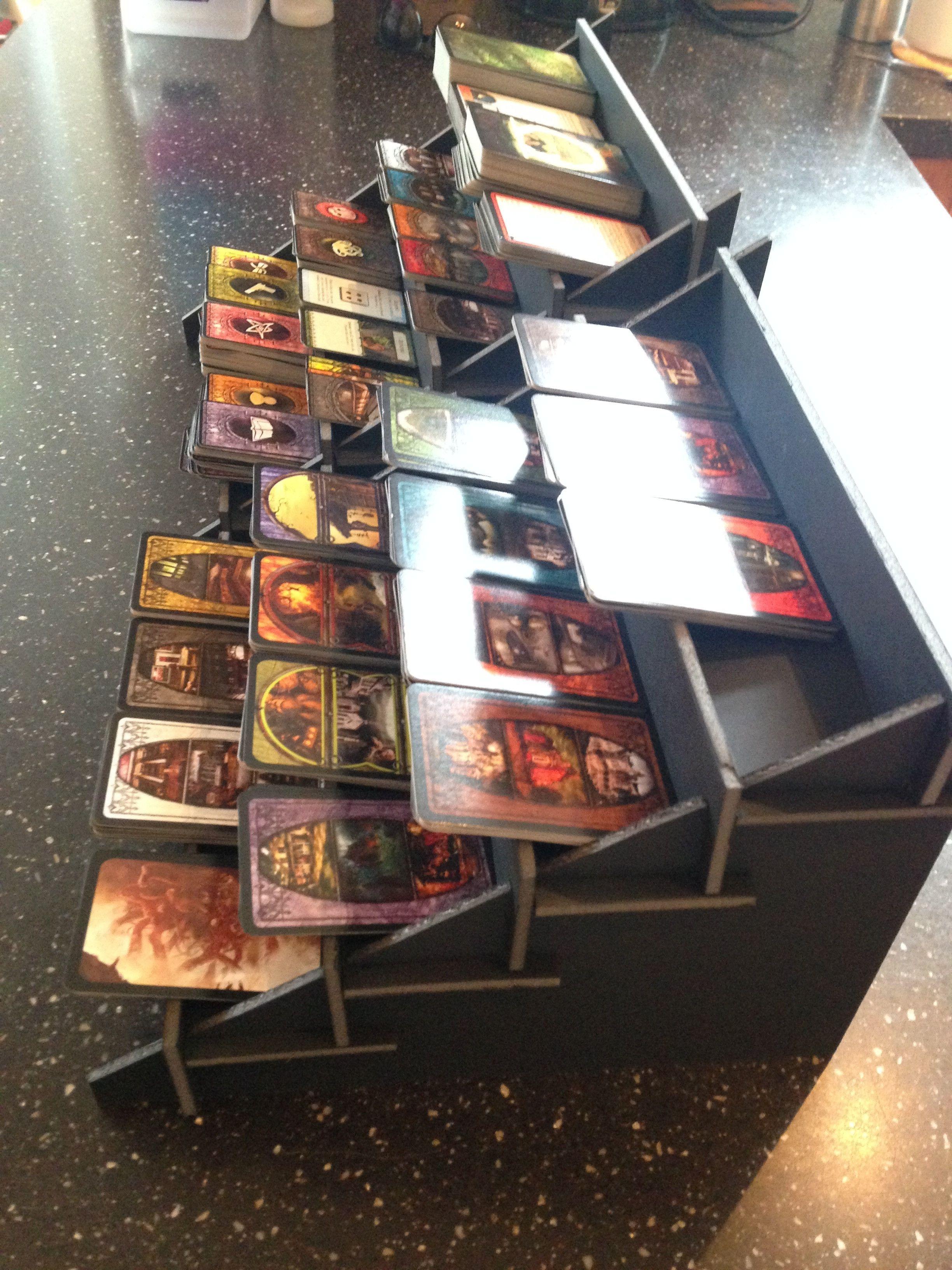 card stands imgur arkham horror cards shown - Cuisine En Rkham