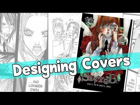 Tips On How To Design Covers For Manga And Comics Manga Tutorial Cover Design Manga
