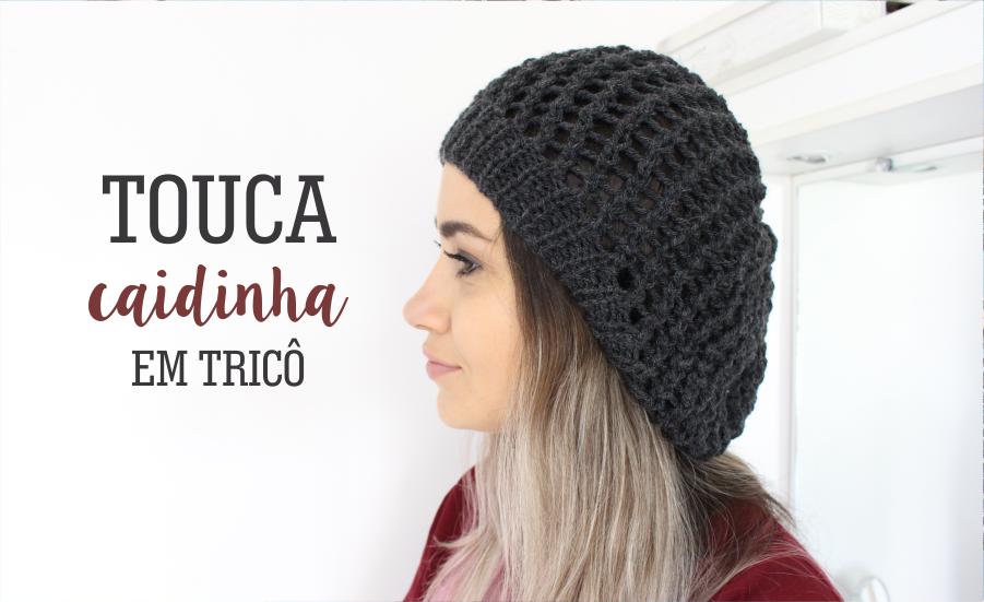 Touca caidinha super estilosa! ♥ - Bianca Schultz | Blog de Moda e ...