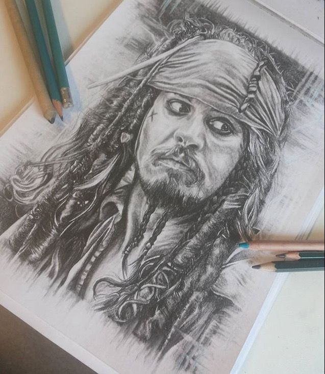 Modern Pirates Of The Caribbean Art