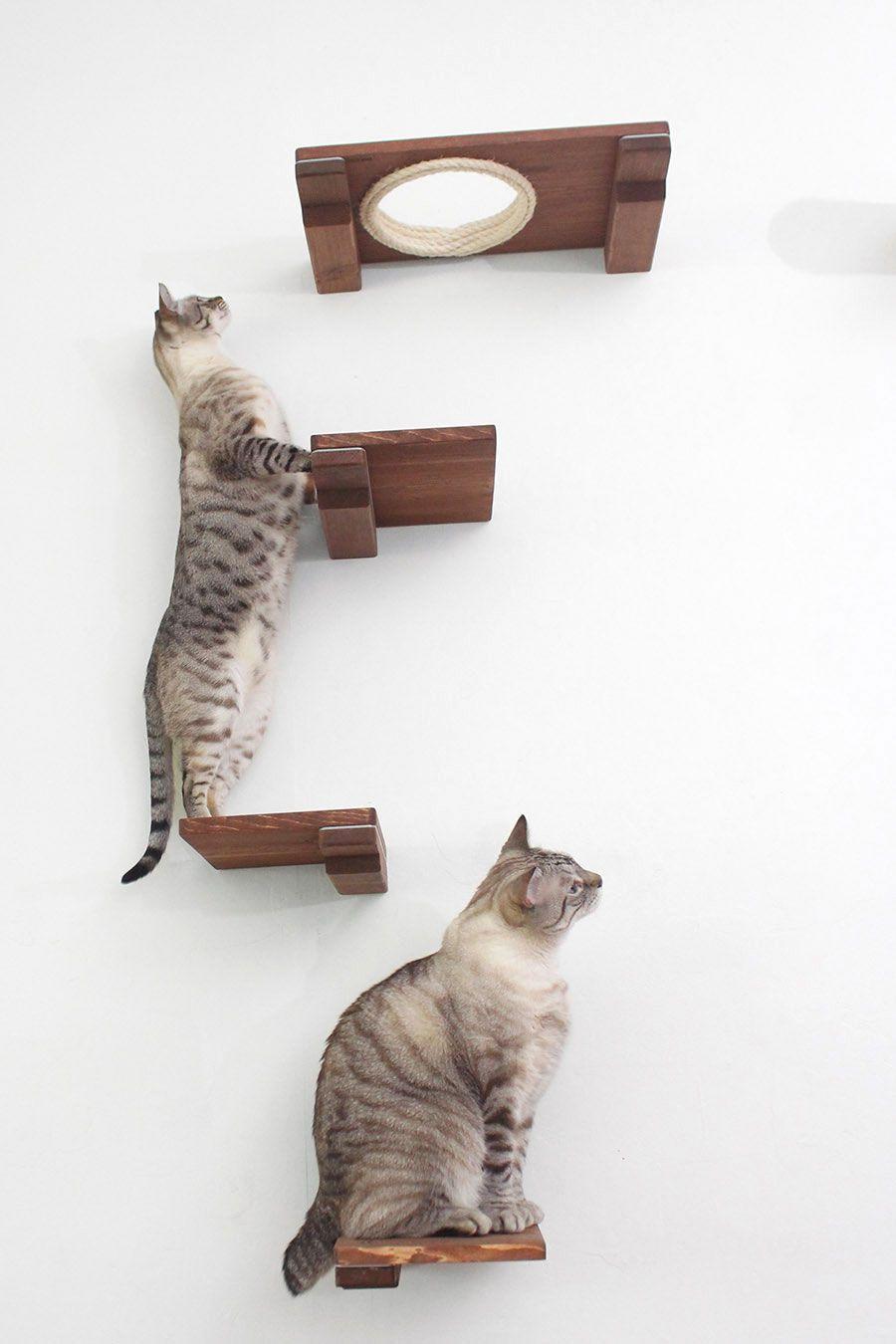 Step Pets, Cat climbing shelves, Step shelves