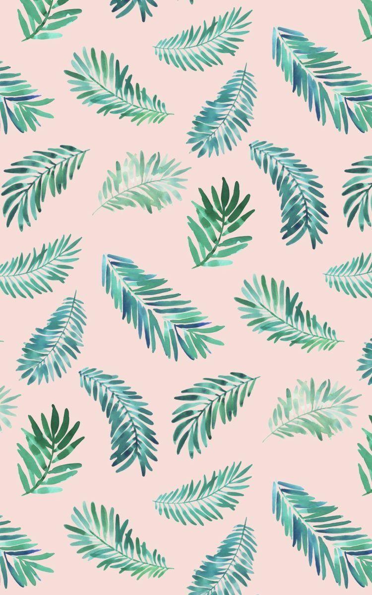 Tropical Wallpaper Iphone Summer Plain Wallpaper Iphone Pretty Wallpapers