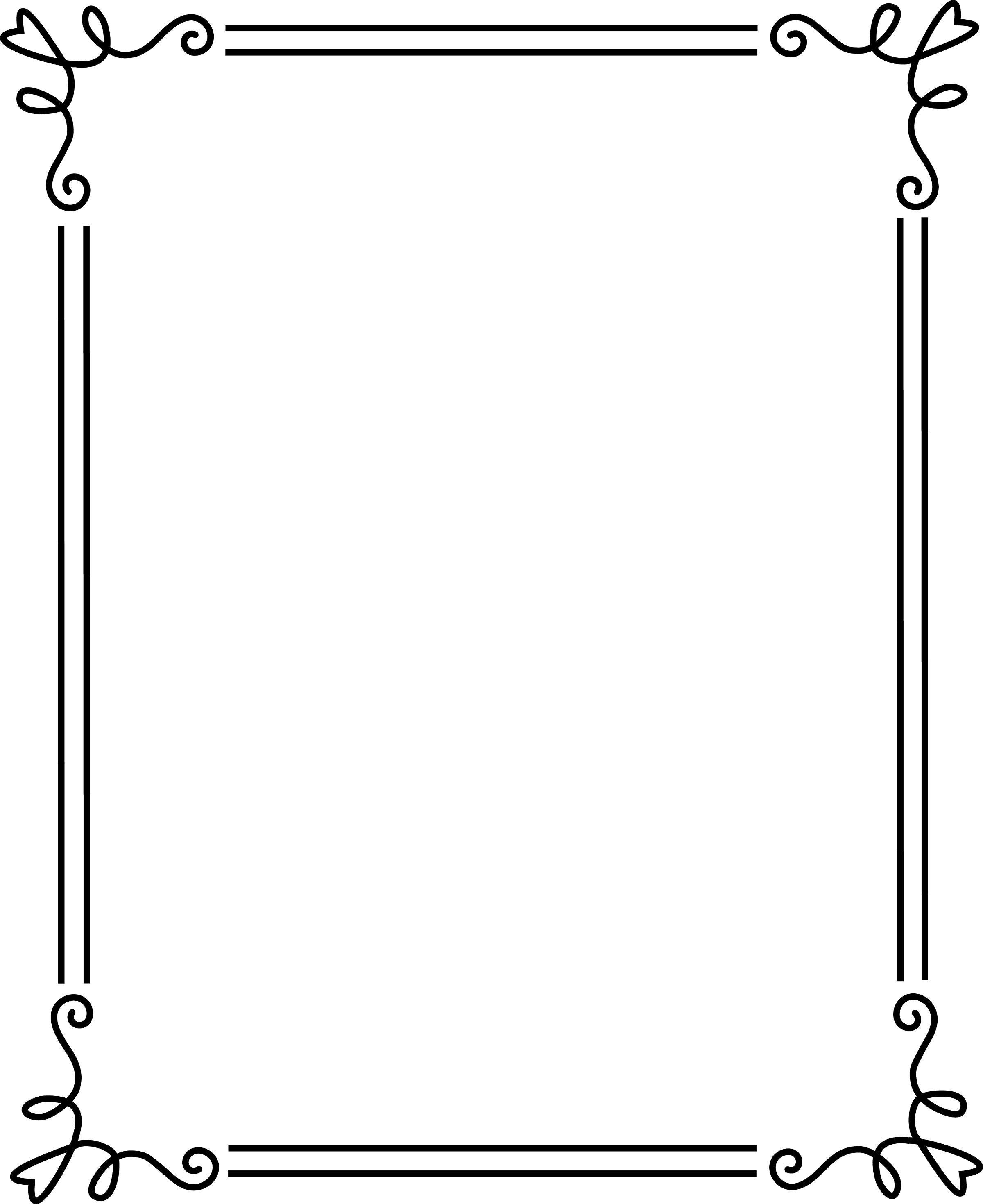フレーム枠イラスト「シンプル」 | frame it | pinterest | frame