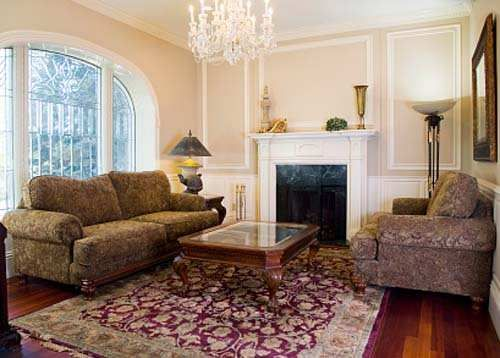 Victorian Decorating Ideas | Modern Victorian Living Room Ideas