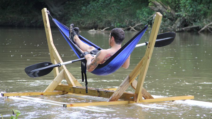 Medium image of our life outside u0027s eno solo hammock raft  check more on our blog  www