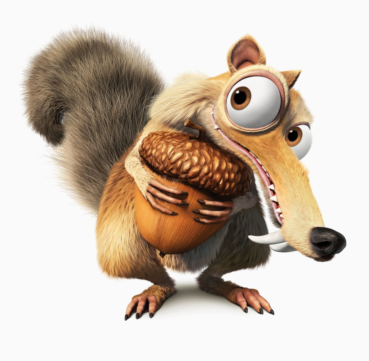 Ice Age, This man is a star; Seriously the best character of the movies