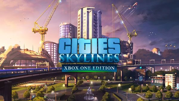 Cities Skylines Will Launch For Xbox One And Windows 10 In Spring 2017 Publisher Paradox Interactive Announced The City Management Gam Xbox One Xbox Xbox One Games