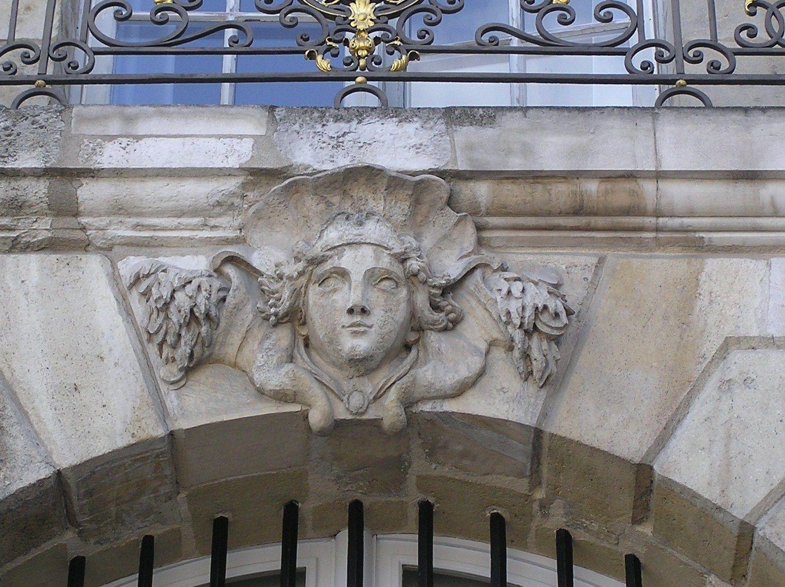 Mascarons de Bordeaux http://www.ghbordeaux.com/fr/index.php