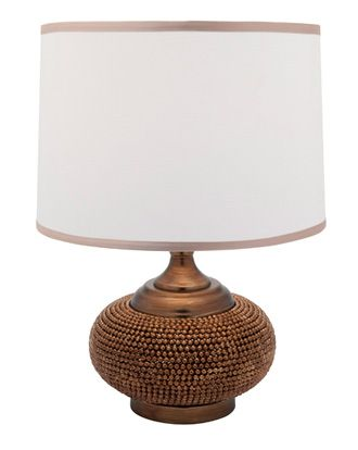 Casper Copper Table Lamp. $100