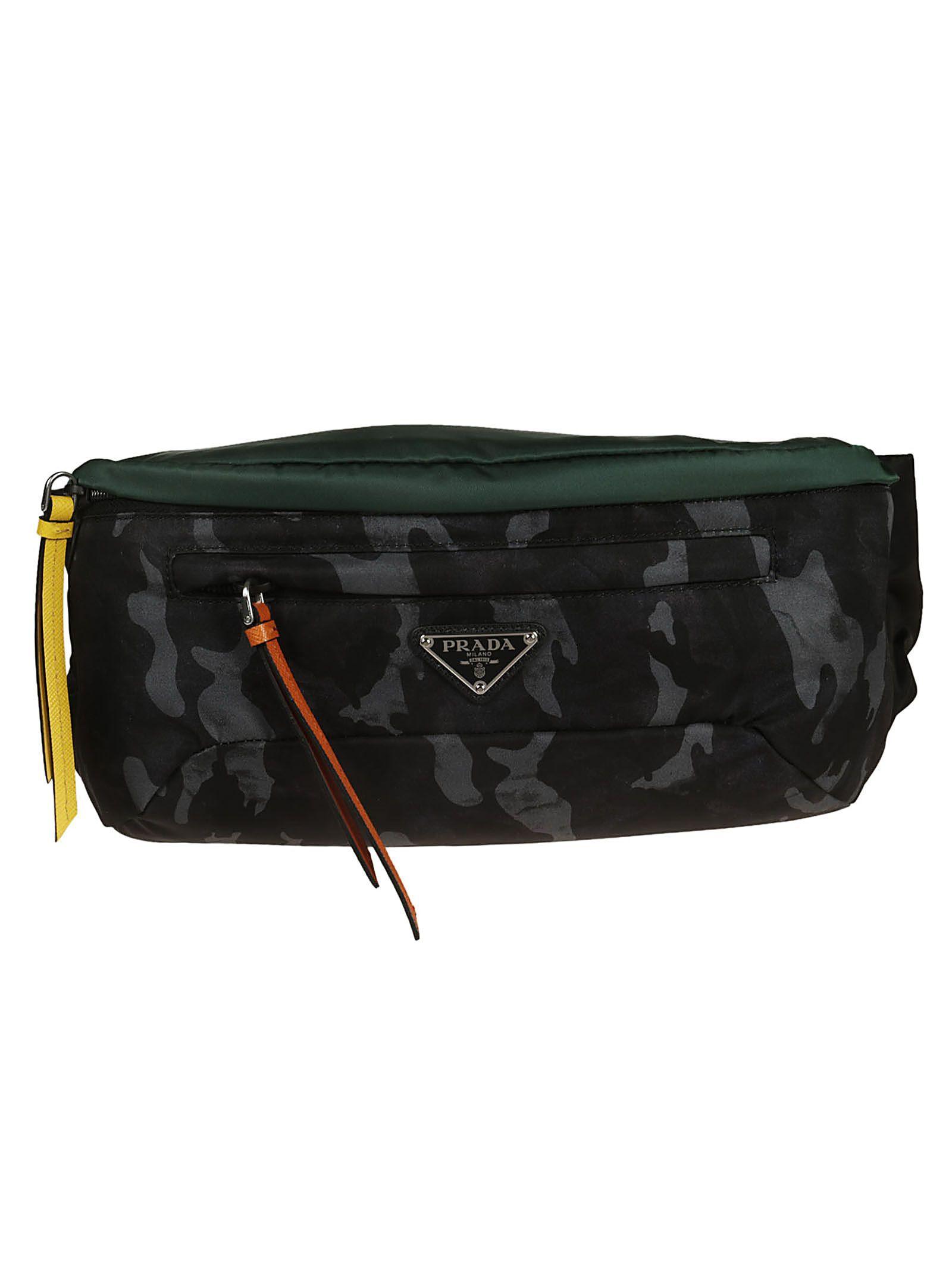 87de102ae7 PRADA LOGO PLAQUE BELT BAG.  prada  bags  belt bags