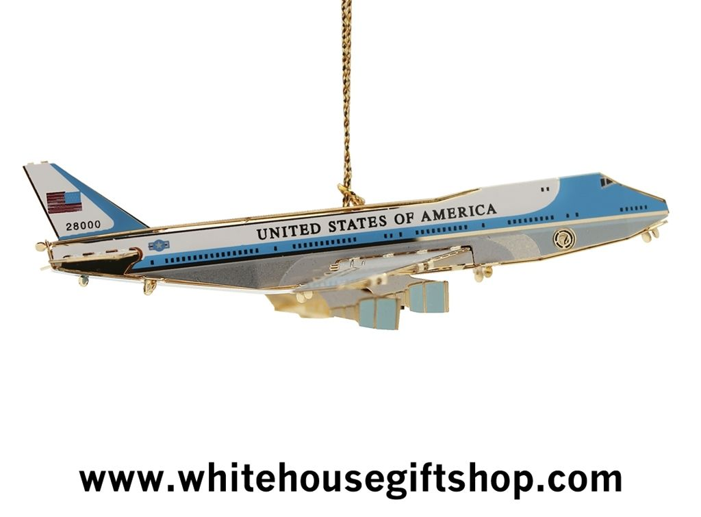 White House Ornament, 2013, #25 in Collection, Air Force ...
