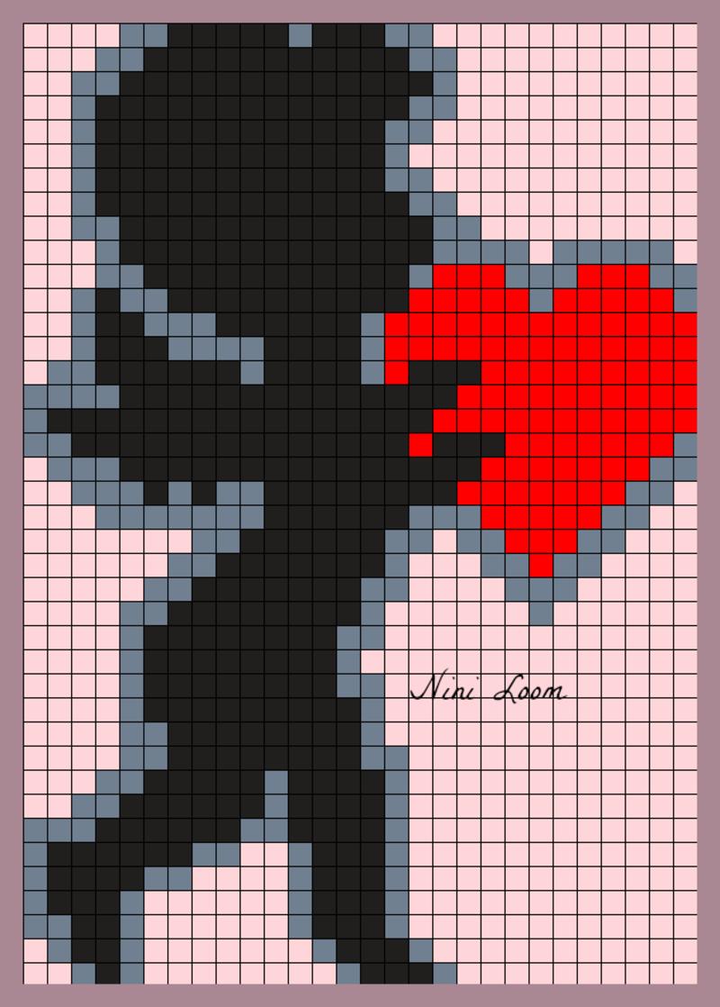 Cupid Pixel Art Pixel Art Pixel Art à Imprimer Et Pixel