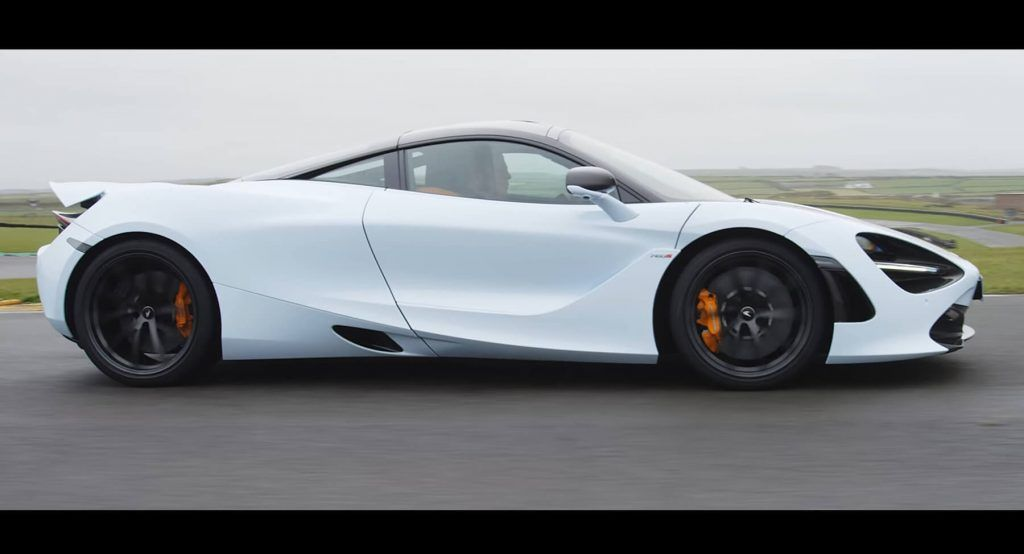 Mclaren 720s Goes For A Fast Lap On Anglesey To See If It Can Beat