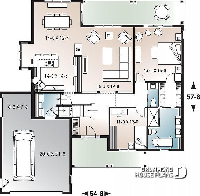 House Plan Aldergrove No 3246 V1 House Plans Farmhouse