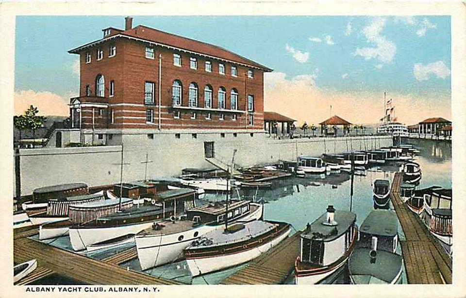 albany yacht club albany ny 1930s Yacht club, Club, New york