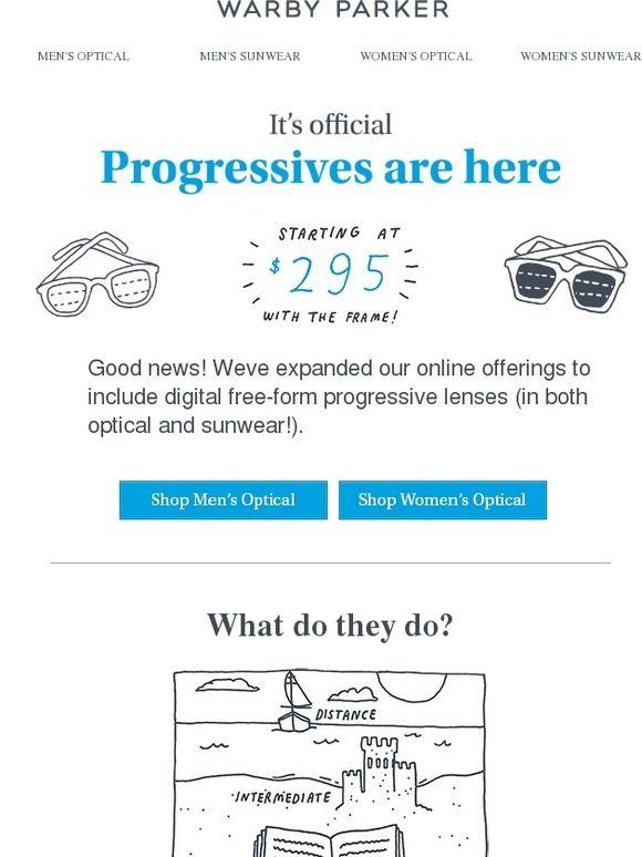a97a6314b9 Shop progressives online - Warby Parker