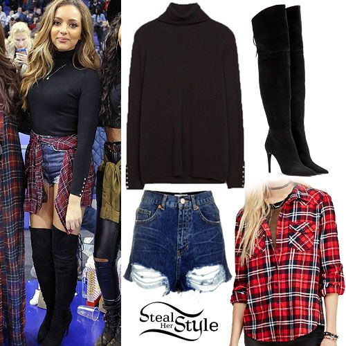 Little Mix at the NBA Global Games London, January 15th, 2015 - photo: little-mix.org