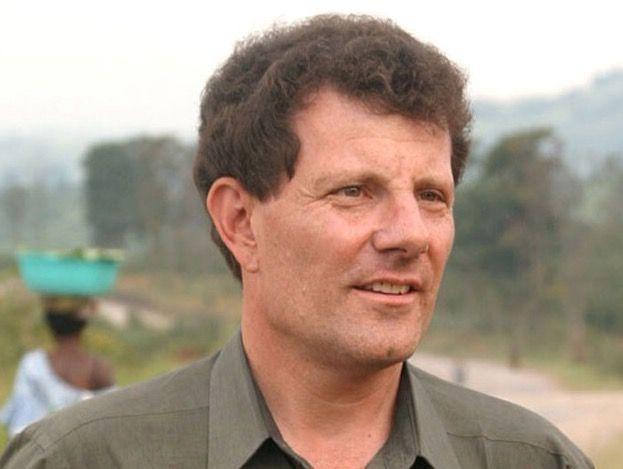 Nicholas Kristof An American Journalist And Humanitarian Hbo Documentaries Celebrities Social Media Nicholas Kristof