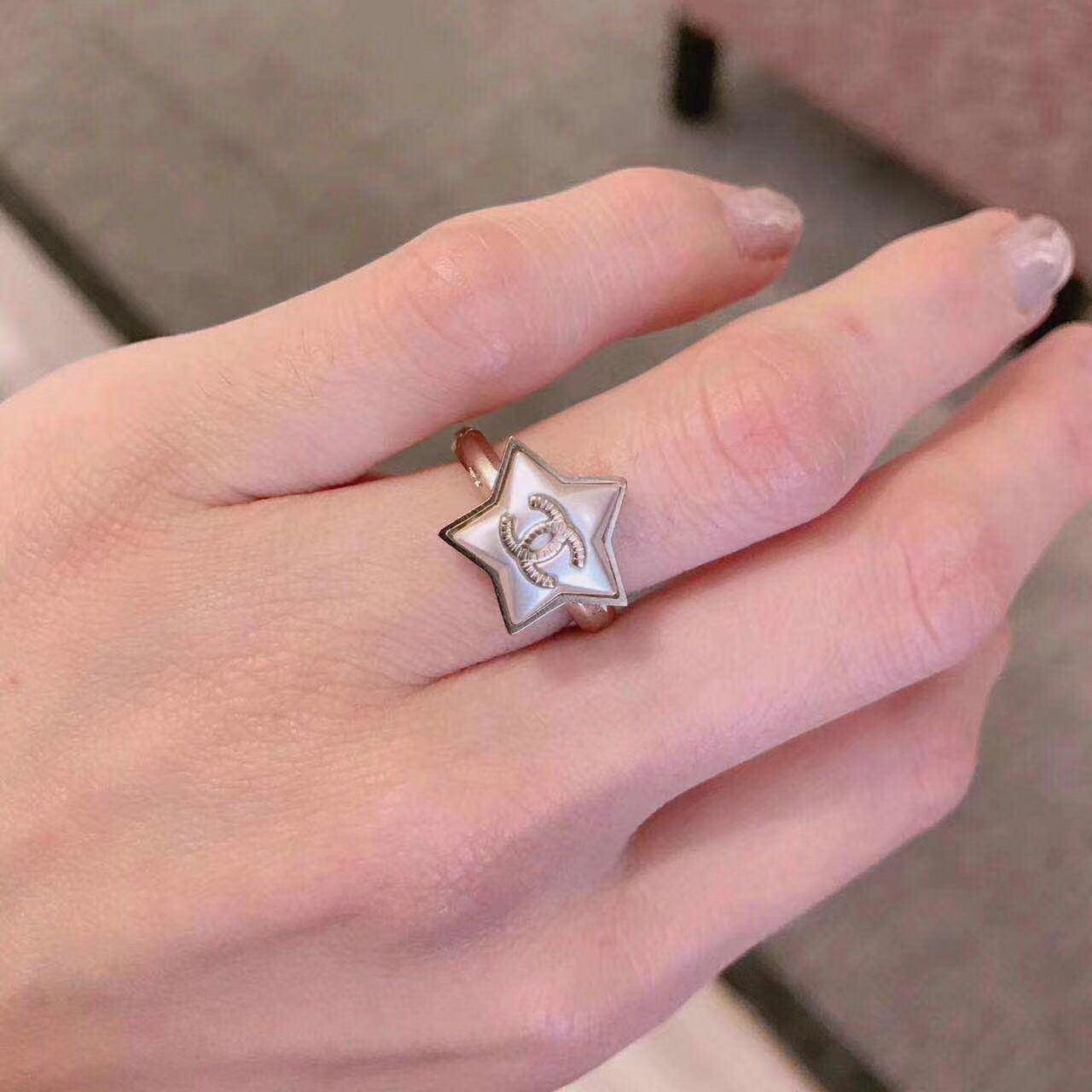 Chanel woman jewelry rings   Jewelry   Pinterest