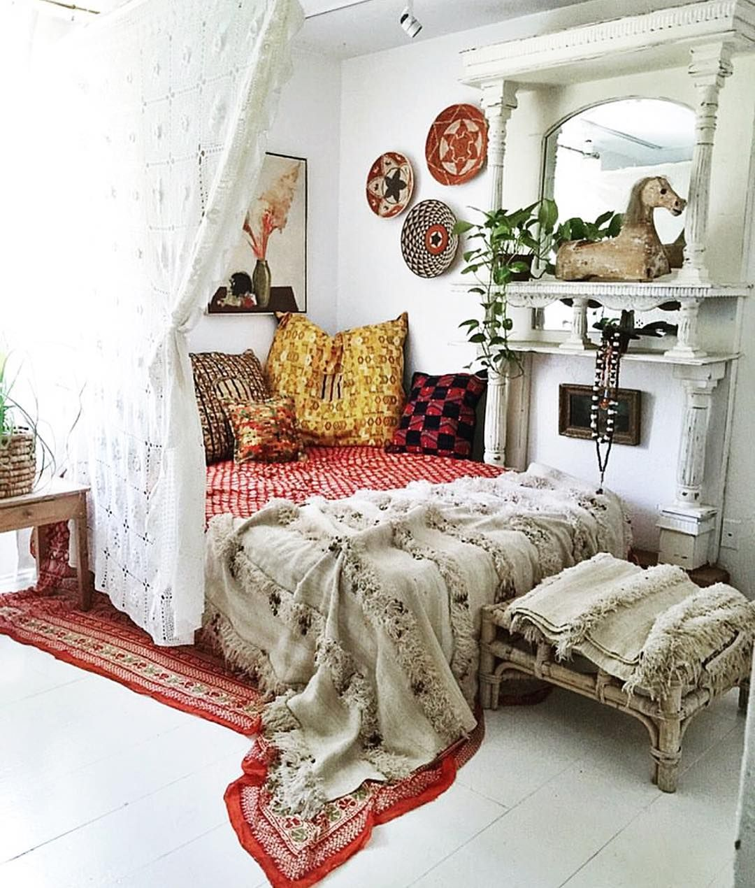 Boho Schlafzimmer North Of Hobo South Of Chic H O M E