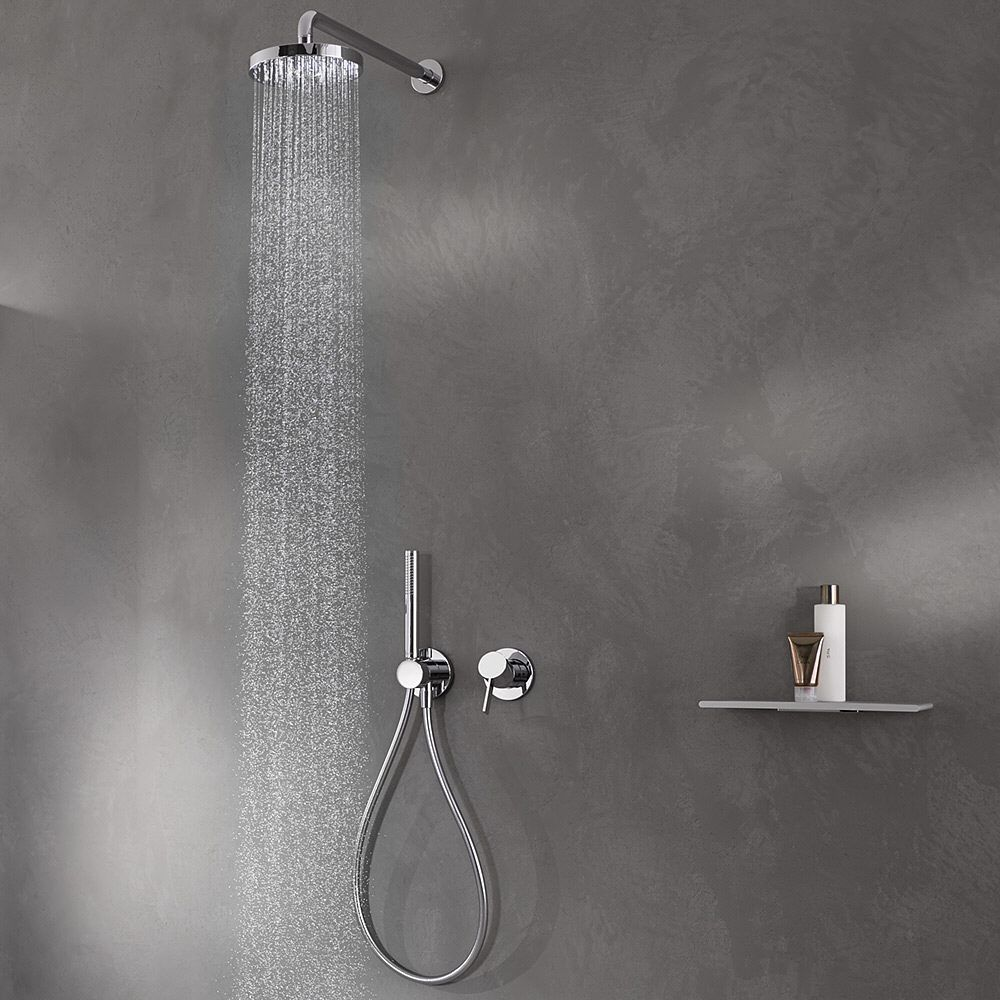 Keuco Ixmo Brause Komplett Set 3 59602010001 Megabad Duschsysteme Dusche Badezimmer