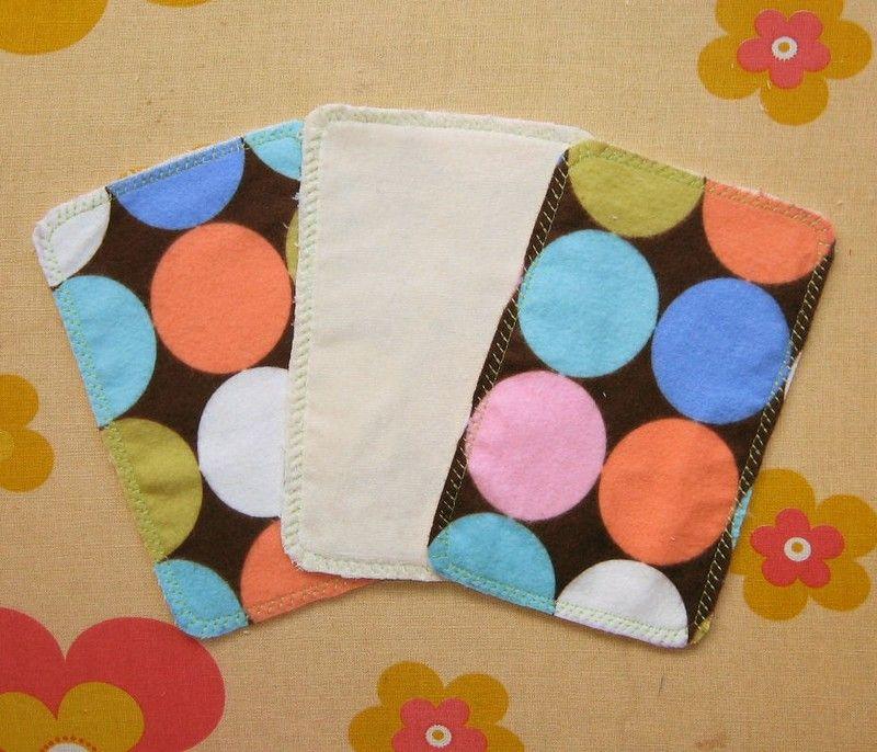 Tuto couture : Lingettes lavables – En direct de la fabrique de crevettes
