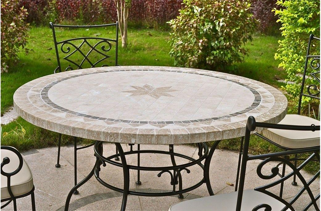 Garden Furniture Stone Table Feels Free To Follow Us Di 2020