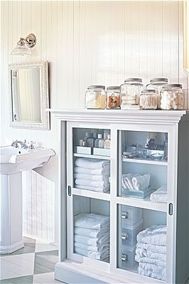 Neat Narrow A Shallow Cabinet With Sliding Doors Bellacor Has