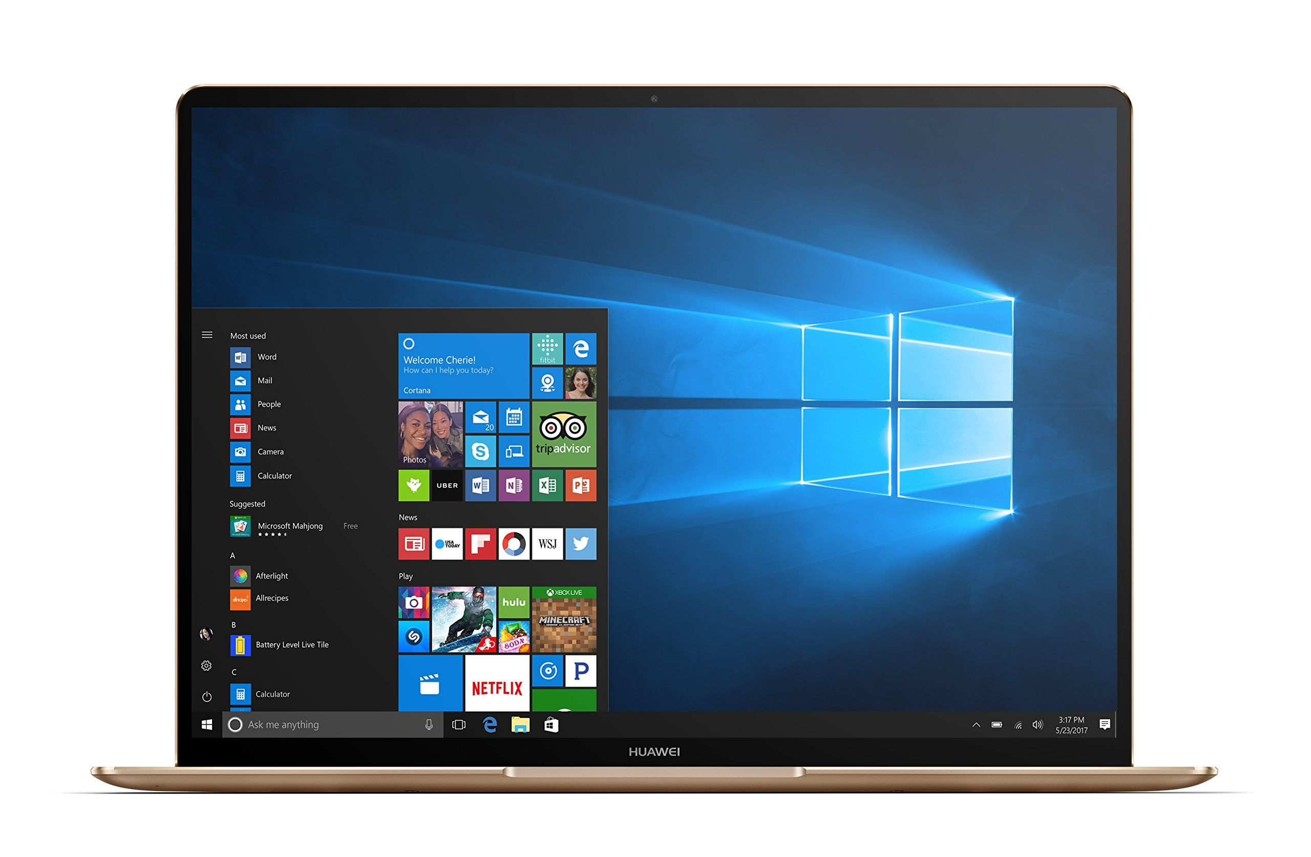 Huawei Matebook X Signature Edition 13 Laptop Office 365 Personal Included 8