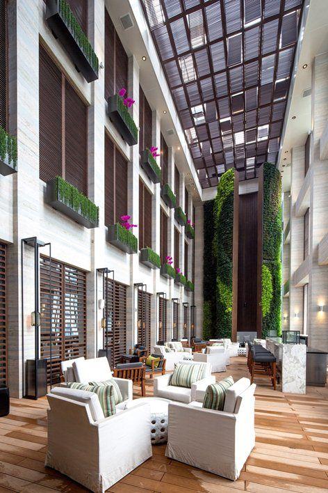W Guangzhou Hotel and Residences, Guangzhou, 2013 - Rocco Design Architects Ltd
