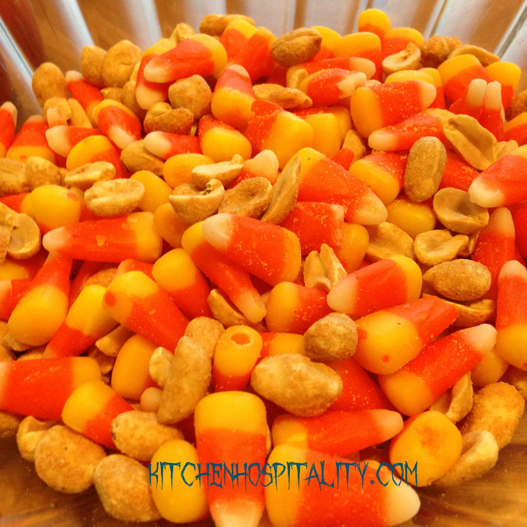 Candy Corn & Peanuts Medley