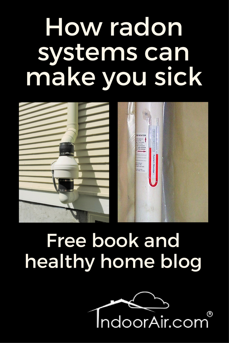 Radon Mitigation Systems Can Cause Black Mold To Grow In Homes And Contribute Carbon Monoxide Poisoning Get Unbiased Information About Testing