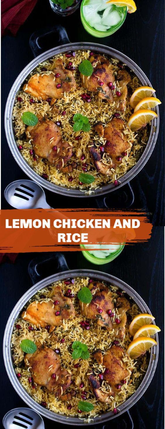 One Pot Indian Chicken and Rice | Video | Nish Kitchen