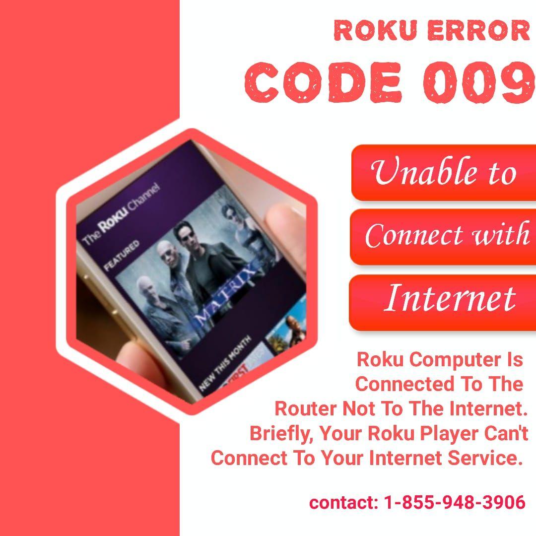 Pin on Fix Roku Error Codes