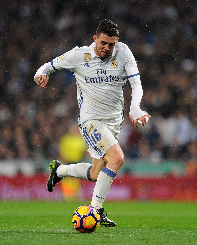 Mateo Kovacic Real Madrid Club De Futbol Mateo Kovacic Real Madrid