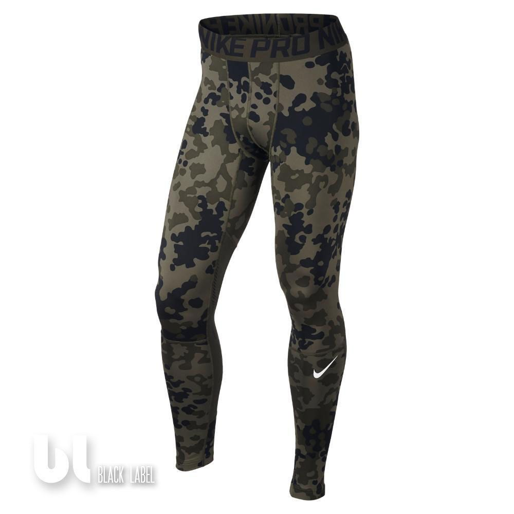 Nike Pro Hyperwarm Compression Ambush Tights Laufhose