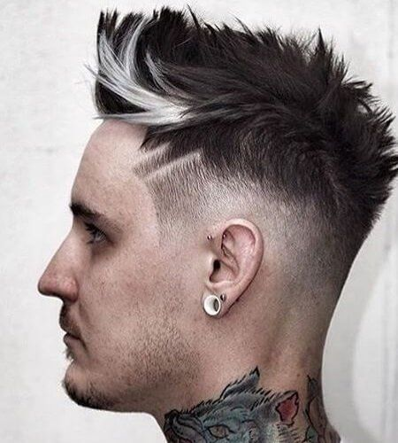 Quiff Hairstyle Unique Messy Quiff Hairstyle   Look Book   Pinterest  Quiff Hairstyles
