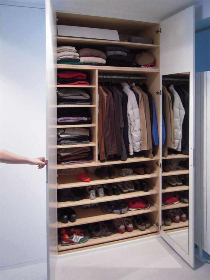 Hogar armarios armario armarios a medida armarios for Interior armario zapatero