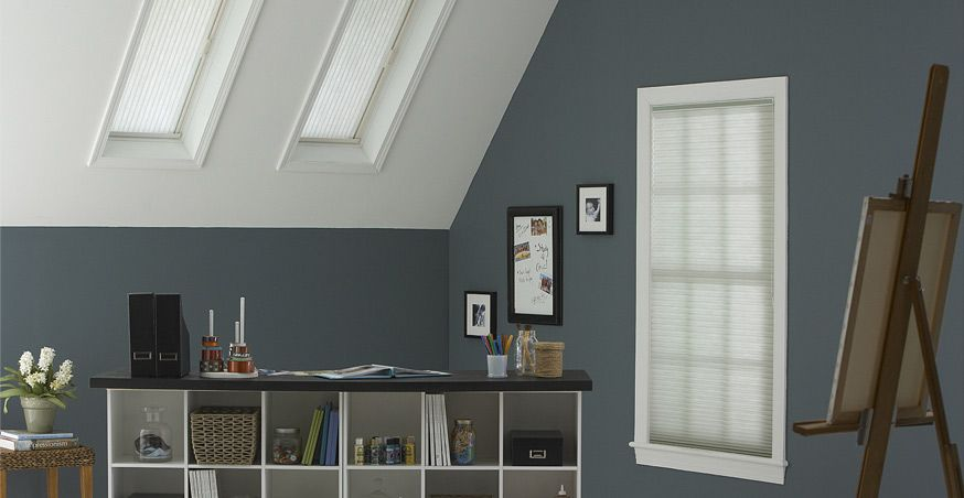 3 Day Blinds Cellular Shades - Brilliant quality, delicate and functional shades with vibrant fabrics.