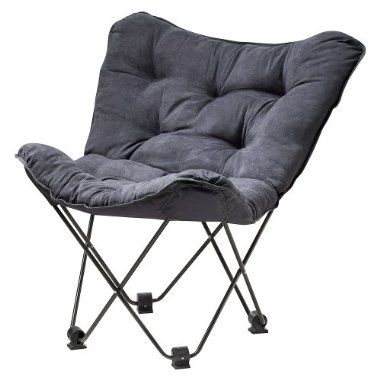Gray Butterfly Chair Targetcom 24  Bedroom furniture
