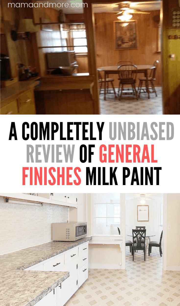 A Completely Unbiased Review Of General Finishes Milk Paint Mama And More Milk Paint Kitchen Cabinets General Finishes Milk Paint Milk Paint Cabinets