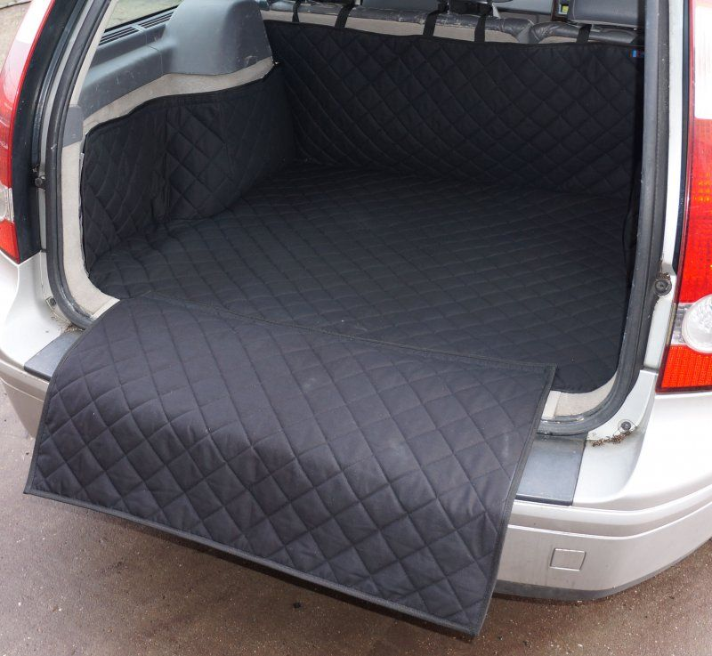 Large Heavy Duty Waterproof Car Boot Liner Cover Protector for estate car Nissan